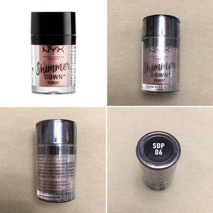 NYX Shimmer Down Pigment - Walnut
